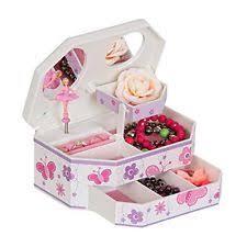 Personalized Ballerina Jewelry Box Girls Jewelry Box Ebay
