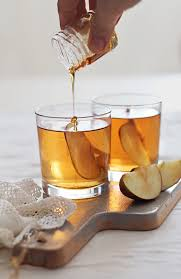 honey bourbon apple cider cocktail recipe cider cocktails