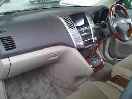 harrier lexus interior car picker toyota harrier interior images