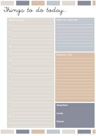 planner page templates daily organizer template pdf imvcorp planners kayleigh marie textiles