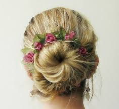 bun accessories bun belt bun crown hair bun accessories flower