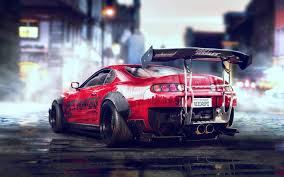 toyota sports car toyota supra sports car wallpapers hd wallpapers