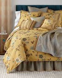 Red And Yellow Duvet Covers Luxury Bedding Sets U0026 Collections At Horchow