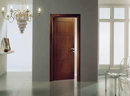 porte interieur en bois massif porte intérieure battante en bois massif pangea nonnia