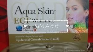 aqua skin egf gold skin whitening injection aqua skin whitening injection