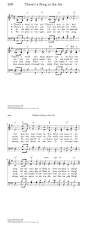 there u0027s a song in the air hymnary org