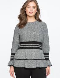 plus size sweaters eloquii