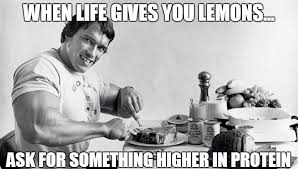 Arnold Gym Memes - 20 really awesome arnold schwarzenegger memes sayingimages com