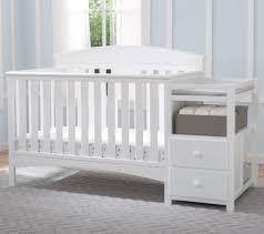 Delta Convertible Crib by Delta Children Abby Convertible Crib N Changer Bianca Toys