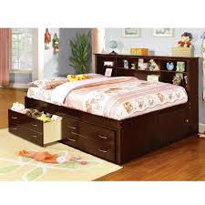 Zayley Bookcase Bedroom Set Captains Bed With Storage Signature Design By Ashley Zoey Full