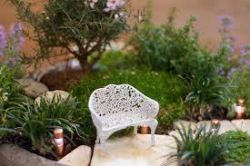 is it a garden or a miniature garden lush landscapes