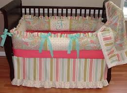 Personalized Girls Bedding by 150 Best Baby Bedding Sets Images On Pinterest Bedding