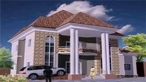 Duplex Townhouse Plans Modern Duplex House Plans In Nigeria Youtube