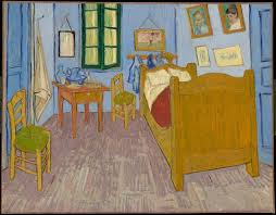 gogh chambre arles poster of la chambre a arles by vincent gogh from c2rmf