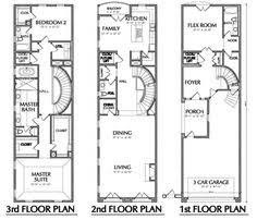 modern townhouse plans and you thought kit homes were just crummy little boxes floor