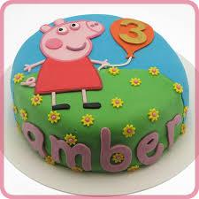peppa pig birthday cakes birthday cake ideas easy exles peppa pig birthday cakes