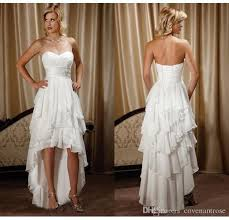 western wedding dresses discount front back country western wedding dresses