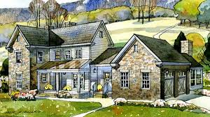farm house plans valley view farmhouse new south classics llc southern living