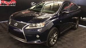 pre owned 2015 lexus suv lexus certified pre owned blue 2015 lexus rx 350 f sport package