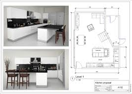 small kitchen ideas pictures displaying rectangle black white l