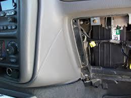 hvac passenger temp actuator replacement chevy trailblazer