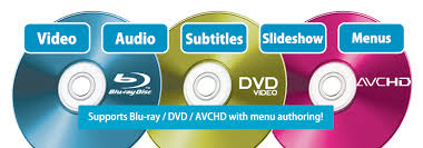 format dvd bluray tmpgenc authoring works 6 the ultimate dvd blu ray avchd