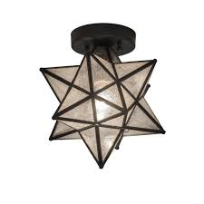 Moravian Star Ceiling Mount by Ceiling Lighting Series Collection Moravian Star Goinglighting