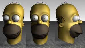 homer simpson by eniac ill creations on deviantart