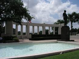 Flags At Half Mast In Texas The Kennedy Gallery