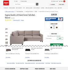 Argos Clearance Sale Rugs 7 Product Page Ux Implementations That Make Rei Best In Class
