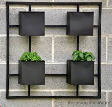 herb wall the cape on the corner go big or go home garage wall