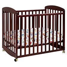 Mini Crib Davinci Davinci Alpha Mini Rocking Crib Cherry Cradle Baby