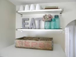 kitchen ideas decor kitchen shelves decorating above the fridge for the home