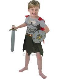 Barbarian Halloween Costume Child Gladiator Fancy Dress Costume Book Week Roman Greek