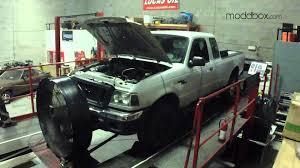 ford ranger turbo kit ranger supercharger kit 3 5 psi dyno 4 0 v6