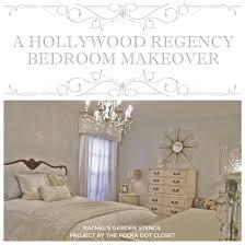 hollywood regency bedroom hollywood regency stenciled bedroom makeover hometalk