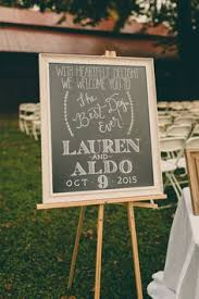 Wedding Program Chalkboard Pin By Miss Design Berry On Miss Design Berry Products Pinterest