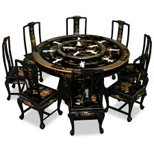 Asian Dining Room Furniture Asian Dining Room Table Furniture Likable Asian Dining Room
