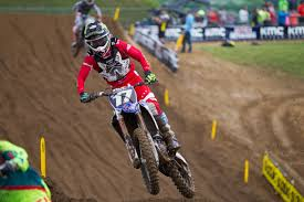 ama outdoor motocross results motocross action magazine rapid race results red bud just the