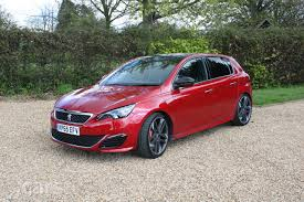 peugeot gti 2017 peugeot 308 gti 270 review 2016 cars uk