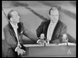 bing crosby reunites with bob hope 1955 oscars youtube