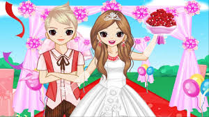 didi games bride in rush dress up games for little girls youtube