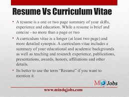 cv vs resume the differences cv vs resume difference paso evolist co