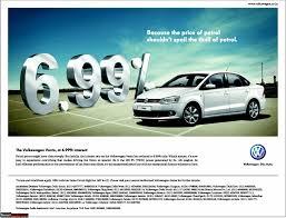 car advertisement the