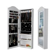 Jewellery Organiser Cabinet Wall Mounted Jewellery Ebay