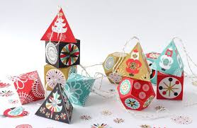 Diy Paper Christmas Decorations Diy Christmas Decorations Kids Will Love Popsugar Moms