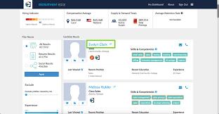 Careerbuilder Resume Database What Are Last Activity And Last Modified Dates In Recruitment Edge