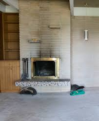quick and easy fireplace upgrade