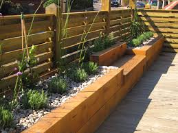 Wooden Vegetable Garden by How To Build A Raised Bed Vegetable Garden How To Build