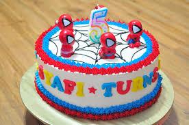 spiderman cakes u2013 decoration ideas little birthday cakes
